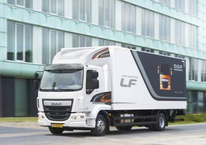 Számos innovációval a hatékonyság maximalizálása érdekében A DAF bemutatja az LF 2016 Edition generációt