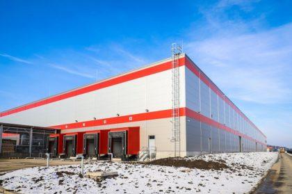 Régióbajnok logisztikai központ Miskolcon