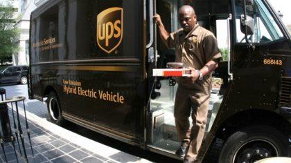 Gyorsít a UPS