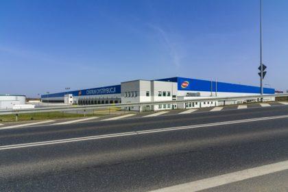Magyarország egyik legnagyobb logisztikai beruházása