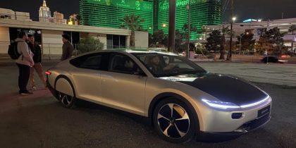 Lightyear One – a futurisztikus kinézetű napelemes autó