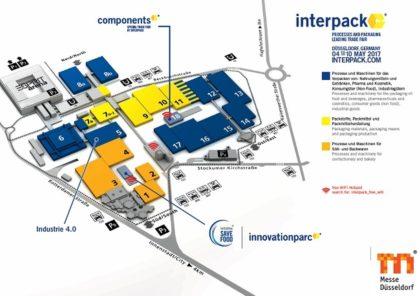 2017. május 4. és 10. között Interpack volt