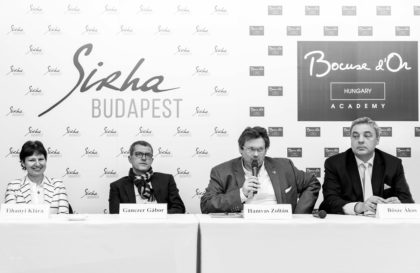 Három napon át ismét gasztrokultúrális csúcstalálkozó lesz Budapesten