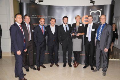 A CHEP elnyerte a rangos Translog díjat logisztikai fejlesztéséért