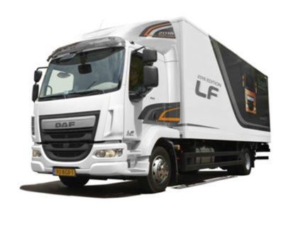 A DAF új termékeket mutat be az amszterdami RAI haszonjármű-kiállításon