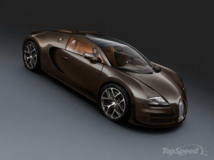 A GEFCO Franciaország szállítja a qatari emír Bugatti Veyronját