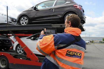 A GEFCO legújabb innovációja a járműrakodáshoz kifejlesztett iPad alkalmazás