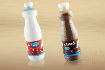 A Transpack szaklap Hungaropack különdíjainak egyik idei nyertese a POLIOL PET Packaging Kft. és Félegyházi Tej Kft. Félegyházi Tej termékcsalád csomagolása