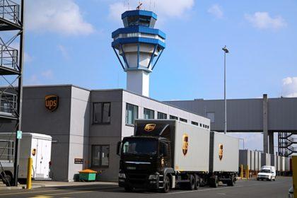 A UPS 40 éve Európában