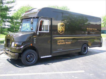 A UPS elégedett európai és magyarországi teljesítményével
