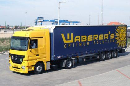 A Waberer's Európa eddigi legnagyobb Euro 6-os beszerzéséről döntött