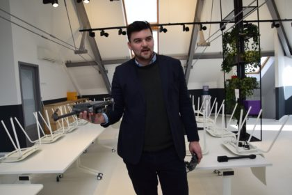 Leltározás drónnal? Ez a magyar startup megoldotta!