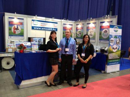 Az AMCO Kft. a PPD EXPO szakkiállítás logisztikai szereplőjeként