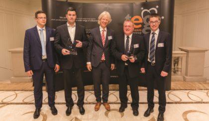 Az L-Mobile Hungary és a Saint-Gobain Rigips nyerte el a Kelet-Közép-Európai Logisztikai Kiválósági Díjat