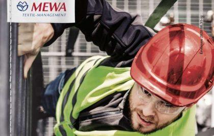 Megjelent a MEWA új munkavédelmi katalógusa