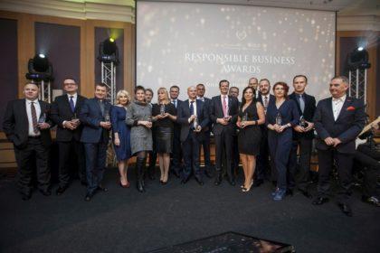 Díjat kapott a Raben Group kimagasló CSR stratégiájáért