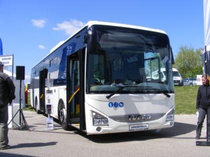 Elindult az IVECO BUS üzletág Magyarországon