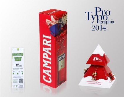 Három Pro Typographia díj a magyar versenyen