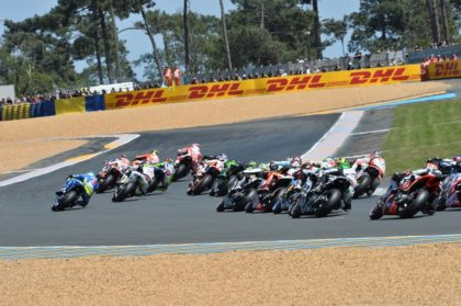 Hivatalosan is együtt száguld a DHL és a MotoGP™