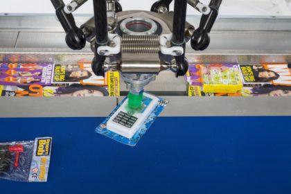 Hugo Beck nagysebességű robotrendszer