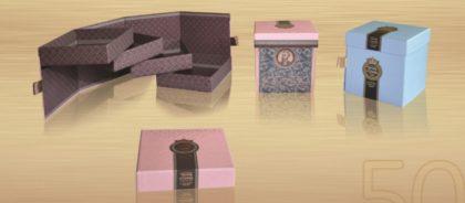 HUNGAROPACK 2017 díjat nyert a Sz.Variáns Kft.: Stühmer Premium csokoládé doboz családja