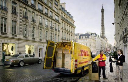 Idén is a DHL Freight hozta el a francia divatot az Elle Fashion Show kifutójára