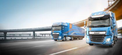 """""""International Truck of the Year"""" – Az új DAF CF és XF learatta a babérokat"""