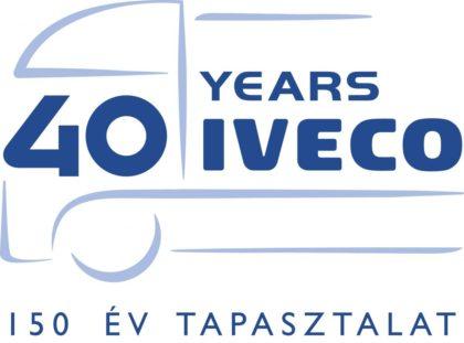 Iveco: 40 év szakmai kiválóság, 150 év tapasztalat