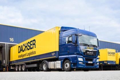 A piac is elismeri a Dachser szolgáltatásait