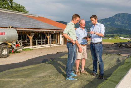 Az ABB digitális megoldásait használják a bajor gazdák
