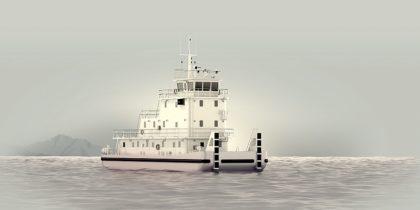 Íme, a világ első hidrogén-meghajtású hajója!