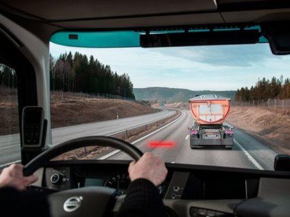 Új biztonsági funkció a Volvo Trucks-tól