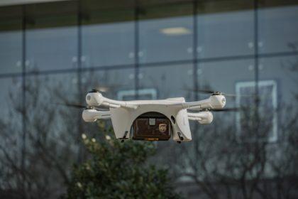 Drónnal szállítják az orvosi mintákat
