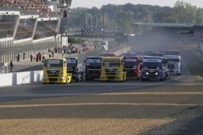 Júniusban Magyarországon szurkolhatunk a kamionoknak