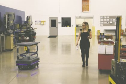 MiR – a belső logisztika robotizálási megoldása