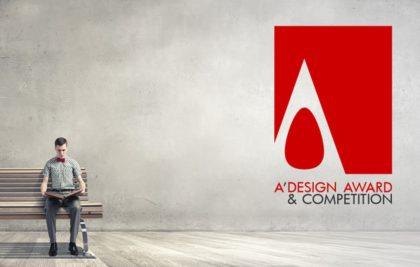 Kihirdették a 2015-es A'Design Award nyerteseit