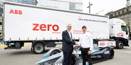 E-tehergépkocsi 300 km hatótávval