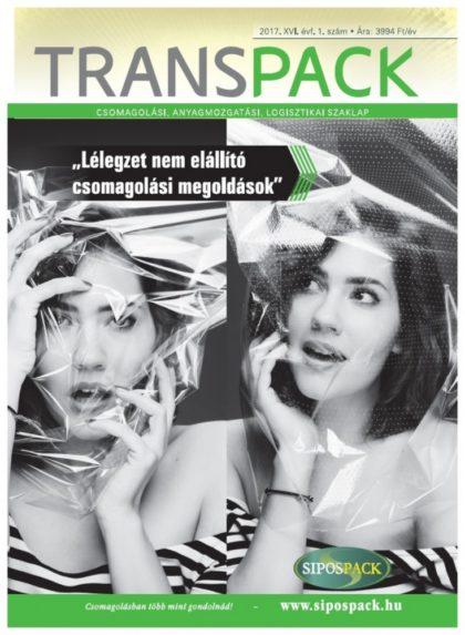 Megjelent a megújult Transpack első száma!