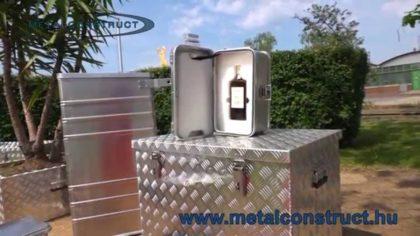 Magyar logisztikai megoldások alumíniumból