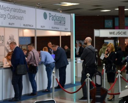 Packaging Innovations Warsaw 2018