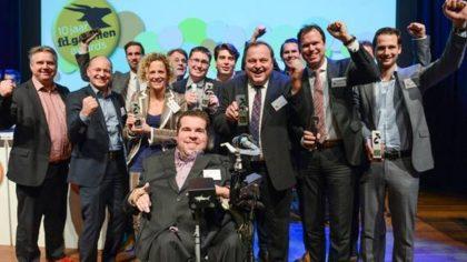 Raben Group – FD Gazellen Díjak a leggyorsabban növekvőeknek