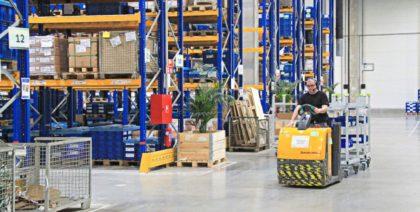 Régióbajnok logisztikai központépült a jövőnek Miskolcon