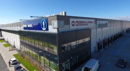 Teljes fordulatszámon az új pátyi logisztikai központ