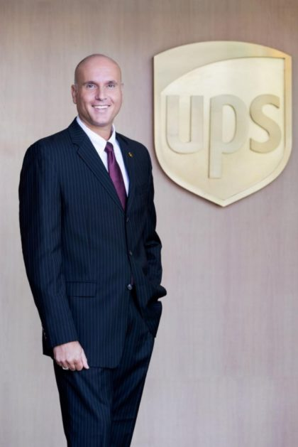 Új európai régiós elnököt nevezett ki a UPS