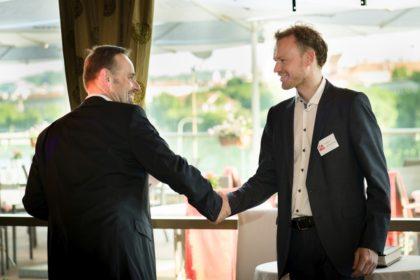 Ünnepel a Raben Group: 10 éve jelen a Baltikum logisztikai piacán