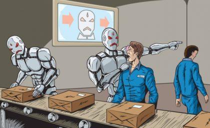 Tanulás helyett inkább utáljuk a robotokat