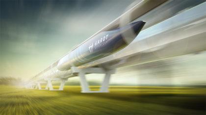 Száguldás egy csőben 1000 km/h-val – szupergyors vasút vákuumban