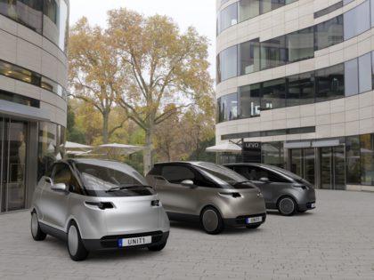 Elektromos városi kisautó akár 300 km hatótávval