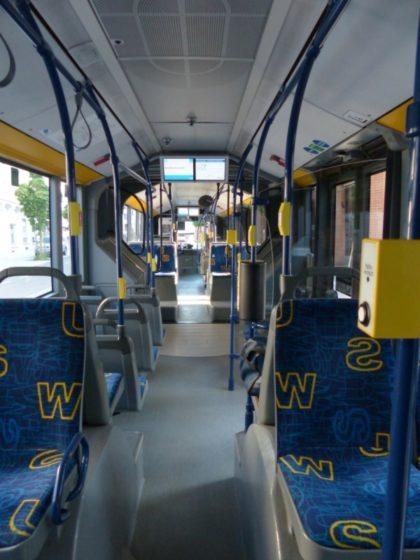 Sofőr nélküli autóbuszok Kolozsváron