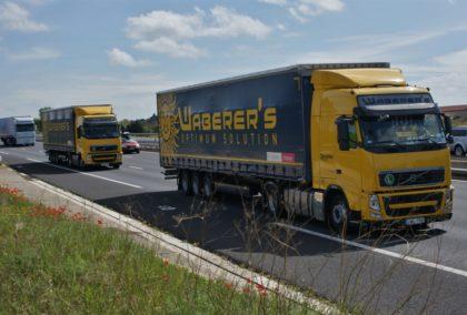 A magyarországi közúti pótkocsik 99 százaléka egyelőre nem alkalmas a vasúti szállításra